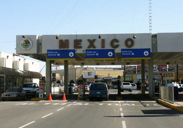 Mexico Border 3 Bribes in 12 Hours