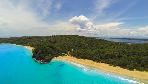 Red Frog Beach Island Resort Panama