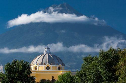 Guatemala Border to Antigua or Guatemala City